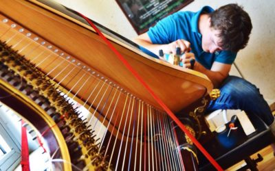 Faire régler sa harpe (ou «comment éviter la panne!»)