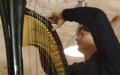 Comment bien accorder ma harpe?